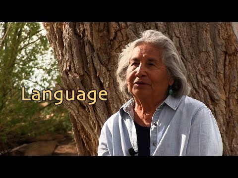 Pueblo Voices: Language