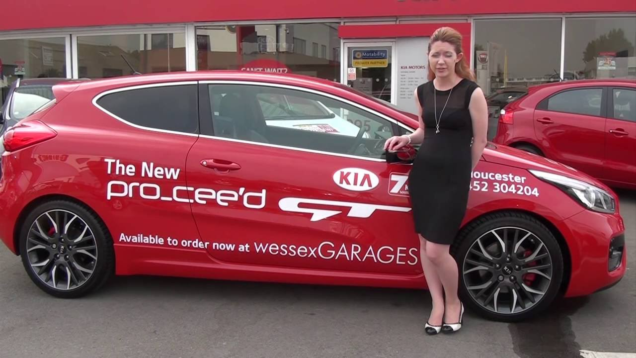 Kia pro ceed gt review wessex garages