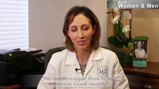 Hair loss and it's treatments Thumbnail