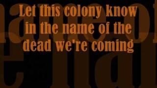 Coheed and Cambria | The Velourium Camper III: Al the Killer | Lyrics