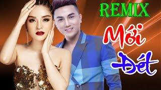 Khưu Huy Vũ ft Saka Trương Tuyền Mới Đét - Song Ca Remix Bolero Nhạc Vàng - Tình Nhạt Phai