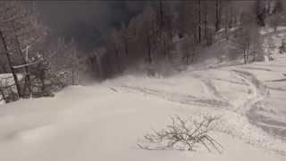 Лез Арк (Les Arcs), январь 2014(Les Arcs (Арк 1950), январь 2014., 2015-01-15T14:24:58.000Z)