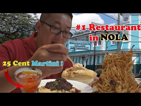 The Best Restaurant In New Orleans @ Commander's Palace | New Orleans | Louisiana
