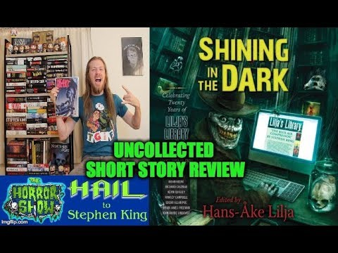 Stephen King Uncollected: Short Story The Blue Air Compressor Review - Hail To Stephen King EP164