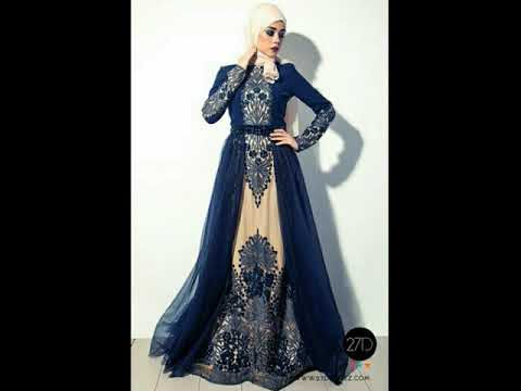 Model Baju Pesta Muslim Ala Pakistan Elegan Terbaru Saat Ini