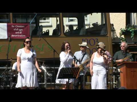 Ipswich Community Gospel Choir - 23rd May 2010  - Forever praise thumbnail