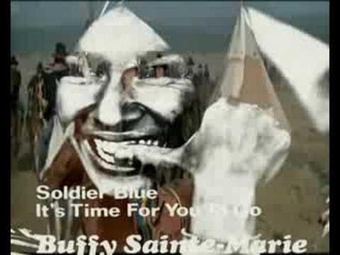 Buffy Saint Marie - Soldier Blue