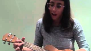 "Jenny Lewis ""Acid Tongue"" Ukulele Cover"