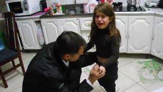 Repeat youtube video Maju muito nervosa com medo da injeção