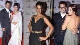 Indian Telly Awards 2013 | Mugdha Godse, Ravi Kishan, Manish Paul