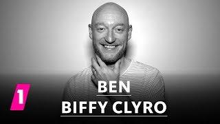 Ben Johnston von Biffy Clyro im 1LIVE Fragenhagel | 1LIVE