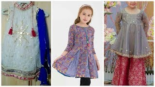 Beautifull Babies Eid Dresses collection 2019-20