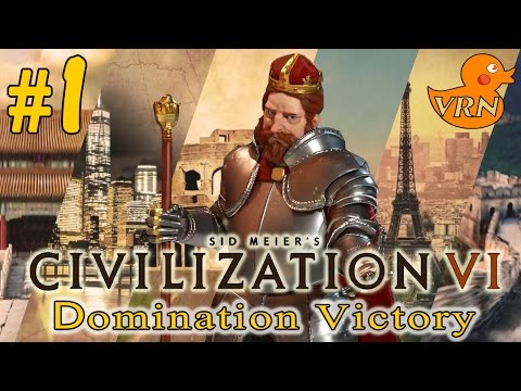 มันคือสงคราม...ที่ทุกคนถามหา ลุย! [GERMAN] - Civilization VI #๑