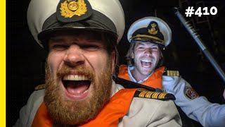 #410: Bezoek een Marineschip (zonder toestemming) [OPDRACHT]