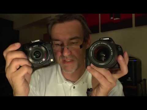 Canon EOS 100D vs. Panasonic Lumix DMC-G6 - DSLR vs. Systemkamera (Deutsche Version)