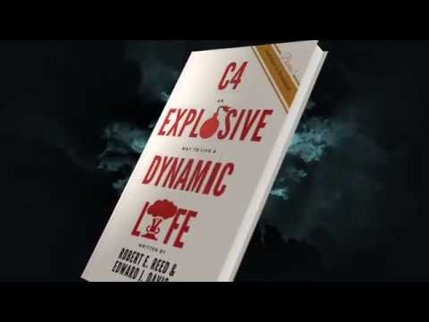 C4: An Explosive Way to Live a Dynamic Life! book trailer