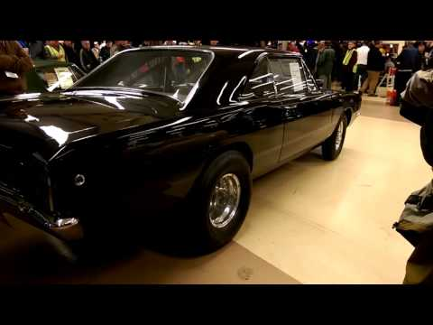 1968 Dodge Dart Hemi start up