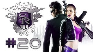 Saints Row The Third Gameplay #20 - Let
