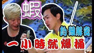 達人競技天平釣組解密 讓你一小時就爆籠 瘋釣蝦前傳 漁樂爽報(Fishing Fun News)【釣蝦】第三集 thumbnail