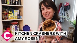 Kitchen Tour with food writer Amy Rosen | Kitchen Crashers