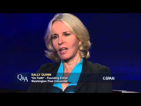 Sally Quinn discusses husband Ben Bradlee's health (C-SPAN)