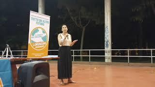 Silvia Piccini | Venezia che vogliamo · 3^ Assemblea provinciale · 28.07