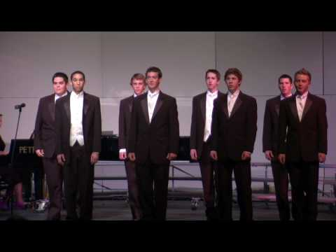 Timpanogos High Choir Sings William Tell Overture (Funny)