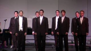 Timpanogos High Choir Sings William Tell Overture (Funny)