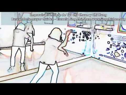 Improvisacion libre de Tai Chi Chuan y Chi Kung