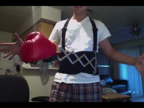 Boxing Halloween Costume