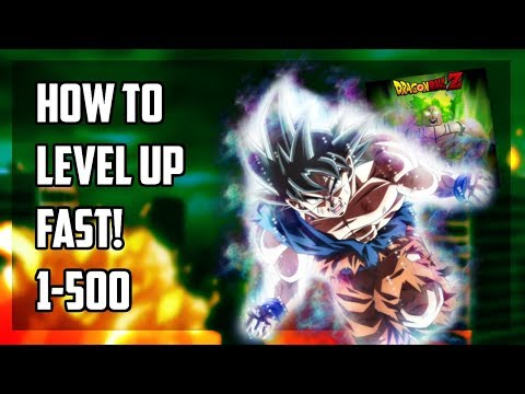 My Tips On DBFS Leveling   How to Level Up Fast in Dragon Ball Z Final Stand