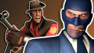 Spy vs Sniper - The Rap Battle
