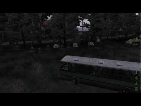 DayZ - Hacker Ruins Our Bus Fun