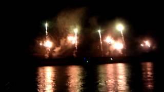 Rhein in Flammen Feuerwerk / Rhine in Flames 2013 Oberwesel