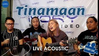 Madeline - Tinamaan (Live Performance)