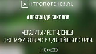 Мегалиты и Рептилоиды. Александр Соколов.