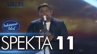 Abdul   You Are The Reason (calum Scott)   Spekta Show Top 5   Indonesian Idol 2018