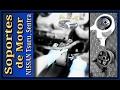 COMO CAMBIAR SOPORTES DE MOTOR, NISSAN TSURU, SENTRA B13