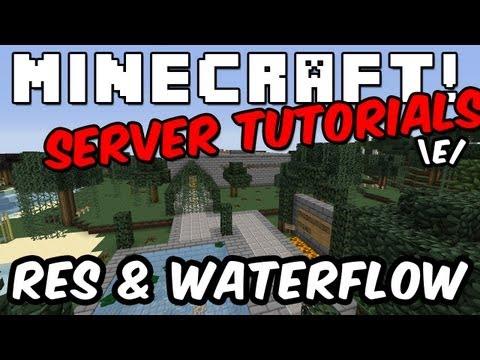 Server Tutorials: How To Enable Waterflow?