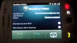 Application Review: BlackBerry Protect - Device Features