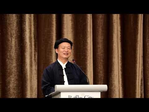 林安梧教授:論儒道佛對21世紀人類文明的可能貢獻