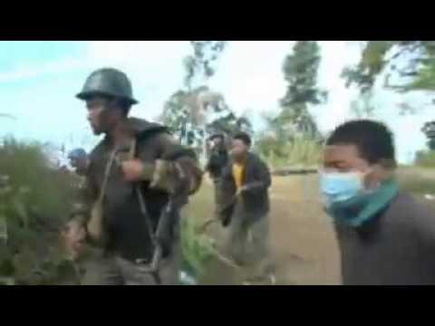 Burma troops attack Kachin (01/20/2013 ) BBC