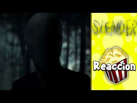 Slender Man trailer #2 - Escalofriante como debe ser / Reaccion
