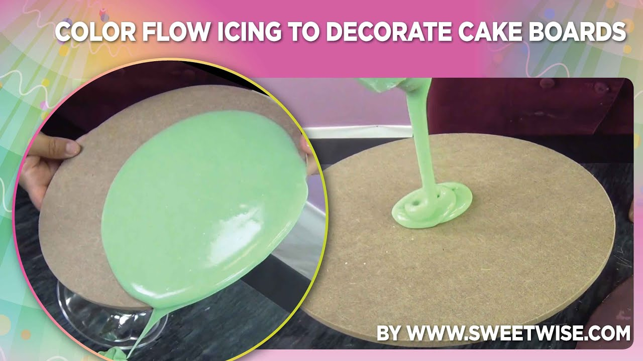 Royal icing recipe for cake covering