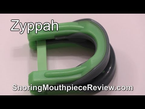 Zyppah - Snoring Mouthpiece Review + Actual Results (4K)