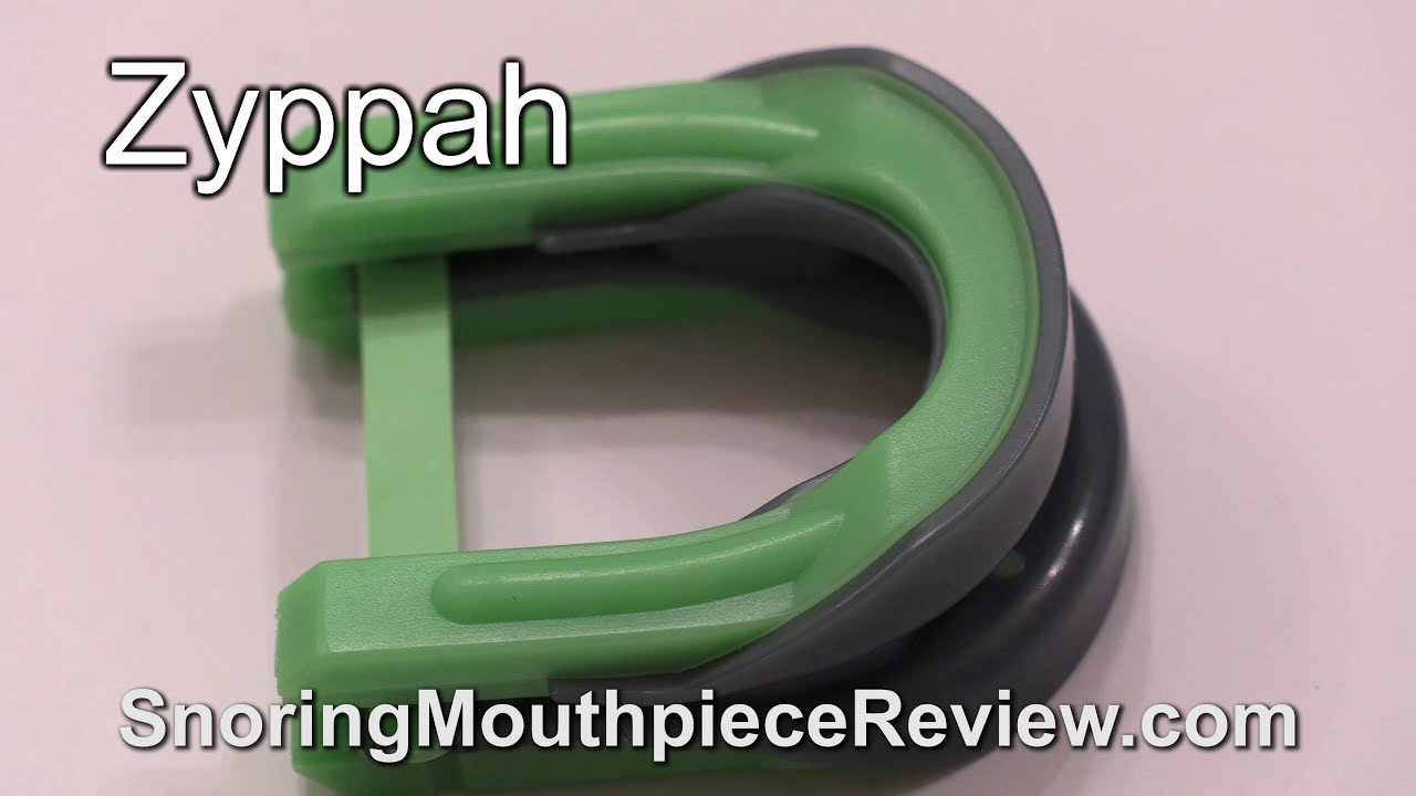 Zyppah Review: Difficult To Swallow While Wearing (Updated 2019)