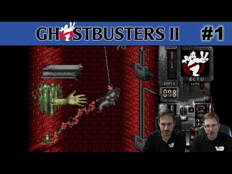 RetroPlay: Ghostbusters II #1 - Slime Central (Amiga)