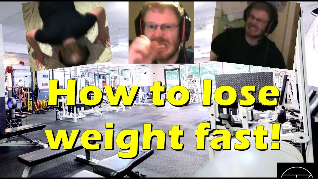Fastest way to lose weight! | Life Hacks with TommyKay (Workout guide)