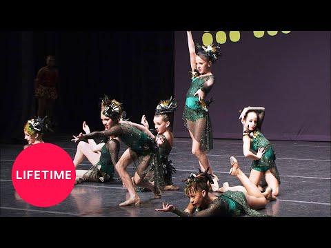 "Dance Moms: Group Dance - ""Money Is the Root of All Evil"" (Season 3) | Lifetime"