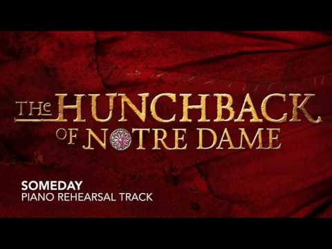Someday - The Hunchback of Notre Dame - Piano Accompaniment/Rehearsal Track